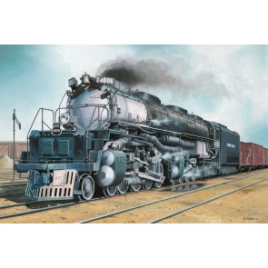 Revell 02165 - Big Boy Locomotive_02_03_04_05_06_07