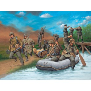 Revell 02508 - GERMAN ENGINEERS WW II