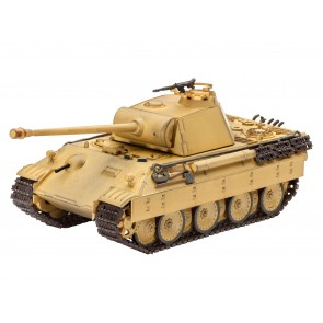 Revell 03107 - Panther Ausf.D Ausf.A