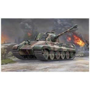 Revell 03249 - Tiger II Ausf.BHenschel Turr_02_03_04_05_06_07