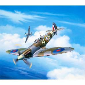 Revell 03953 - Spitfire Mk.IIa_02_03_04_05_06_07