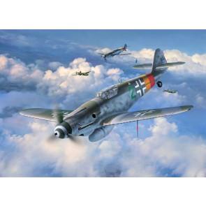 Revell 03958 - Messerschmitt Bf109 G-10_02_03_04_05_06