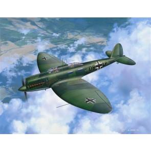 Revell 03962 - Heinkel He70 F-2_02_03_04