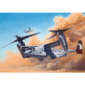 Revell 03964 - MV-22 Osprey_02_03_04_05_06_07