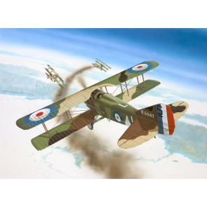 Revell 04192 - Spad XIII C-1_02_03_04_05_06_07