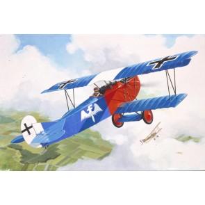 Revell 04194 - Fokker D VII_02_03_04_05_06_07