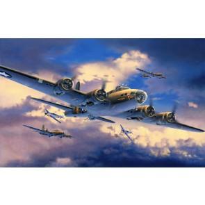 Revell 04279 - B-17F Memphis Belle_02_03_04_05_06