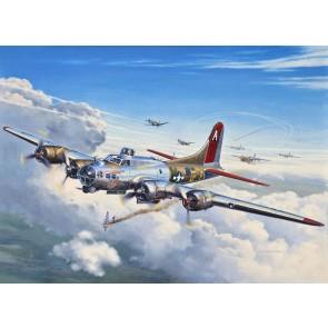 Revell 04283 - B-17G Flying Fortress_02_03_04_05_06_07