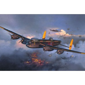 Revell 04300 - Avro Lancaster Mk.IIII_02_03