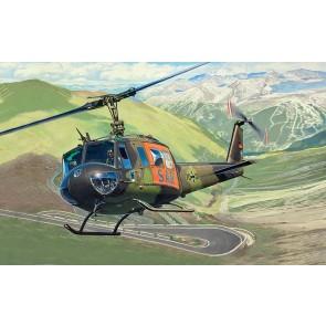 "Revell 04444 - Bell UH-1D ""SAR""_02_03_04"