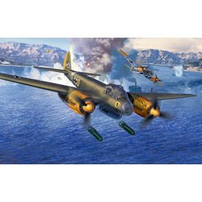Revell 04672 - Junkers Ju 88A-4 Bomber_02_03_04_05_06