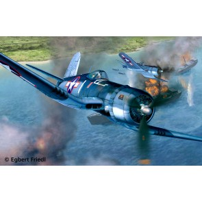 Revell 04781 - Vought F4U-1A CORSAIR_02_03