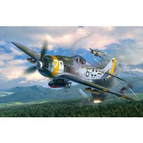Revell 04869 - Focke Wulf Fw190 F-8_02_03_04_05_06