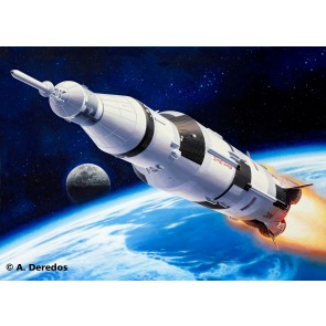 Revell 04909 - Apollo Saturn V_02_03_04_05_06_07
