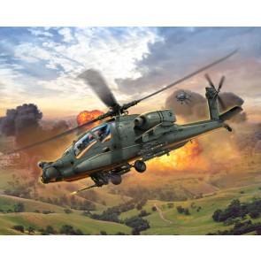Revell 04985 - AH-64A Apache_02_03_04_05_06_07_08