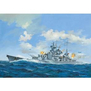 Revell 05037 - Scharnhorst_02_03_04_05_06_07