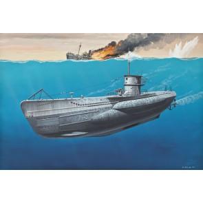 Revell 05093 - U-Boot Type VII C_02_03_04_05_06_07_08_09_010