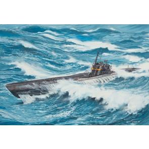 Revell 05100 - U-Boot Type VII C41_02_03_04_05_06