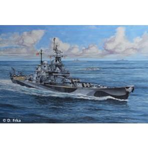 Revell 05128 - Battleship U.S.S. MissouriWW_02_03_04_05_06