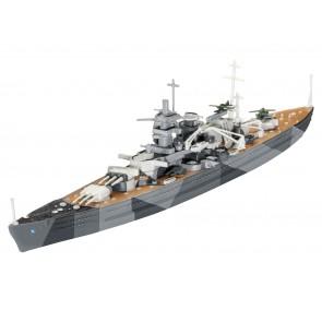 Revell 05136 - Battleship Scharnhorst
