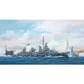 Revell 05150 - Fletcher Class Destroyer PLAT