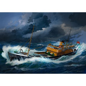 Revell 05204 - Northsea Fishing Trawler_02_03_04_05_06_07
