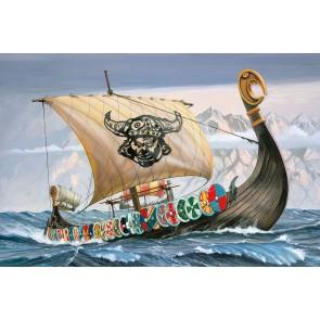 Revell 05403 - Viking Ship_02_03_04_05_06_07