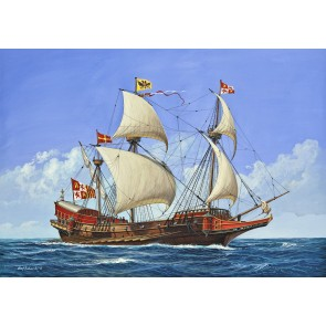 Revell 05899 - Spanish Galleon_02