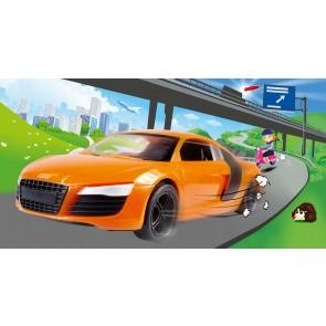 Revell 06111 - Audi R8  Build & Play_02_03_04_05
