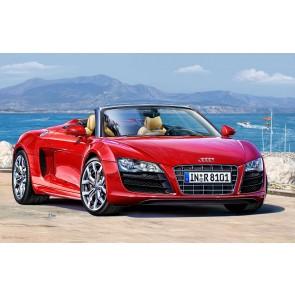 Revell 07094 - Audi R8 Spyder_02_03_04_05_06_07_08_09_010