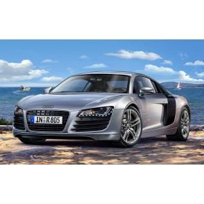 Revell 07398 - Audi R8_02_03_04