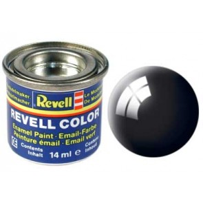 Revell 32107 - schwarz, glänzend