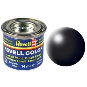 Revell 32302 - schwarz, seidenmatt