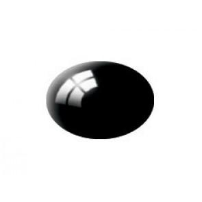 Revell 36107 - Aqua schwarz, glänzend