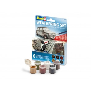 Revell 39066 - Weathering Set 6 Pigmente