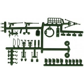 Roco 00277 - Zubehör für LKW + Panzer