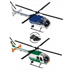 Roco 05174 - Bo 105 Hubschrauber Politie