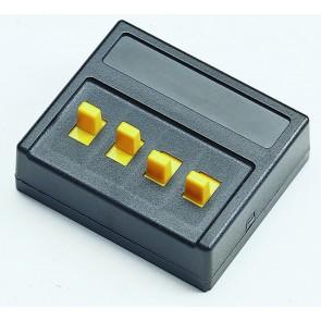 Roco 10524 - Schalter 4 fach EinEin