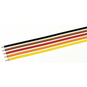 Roco 10625 - Flachbandkabel 5polig      10M