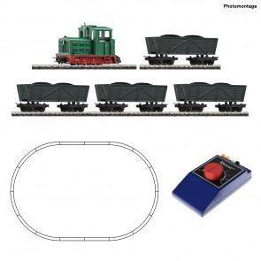 Roco 31034 - Analog-Set:Feldbahn+Loren
