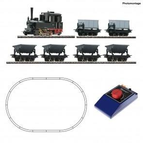 Roco 31035 - Analog-Startset Feldbahn+Loren