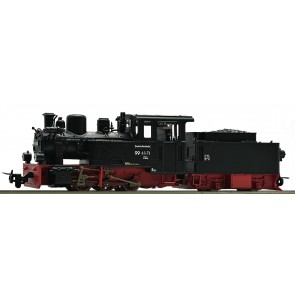 Roco 33253 - Schmalspurdampflokomotive BR 99, DR