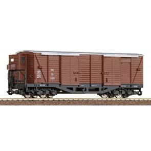 Roco 34536 - Ged.Güterw. H0e, braun
