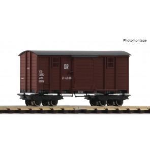 Roco 34622 - Gedeckter Güterwagen, DR