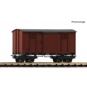 Roco 34623 - Gedeckter Waldbahn-Güterwagen