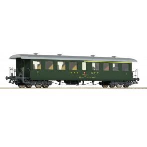 Roco 44730 - Seetalbahnwagen 1.2.Kl