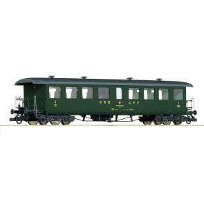 Roco 44731 - Seetalbahnwagen 2.Kl