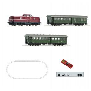 Roco 51295 - z21Digi: BR280+Personenzug