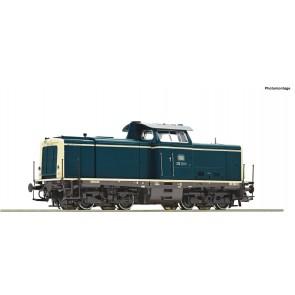Roco 52539 - Diesellok BR 212 ozb DB DC-Sn