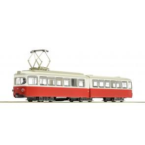 Roco 52583 - Gelenktriebw. 6ax rotweiß